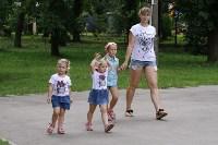 В Центральном парке Тулы прошел фестиваль близнецов, Фото: 31