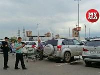В Туле приставы и налоговики начали искать должников на парковках супермаркетов, Фото: 4