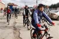По центральным улицам Тулы прошел велопробег, Фото: 69
