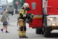 Учения МЧС: В Тульской областной больнице из-за пожара эвакуировали больных и персонал, Фото: 4
