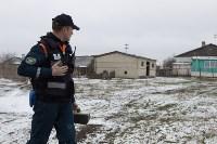Взятие проб на радиацию в Тепло-Огаревском районе Тульской области, Фото: 6