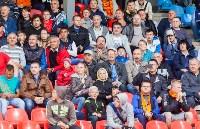 Игра легенд российского и тульского футбола, Фото: 29