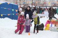 Как туляки провожали зиму на набережной Упы, Фото: 36