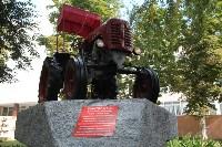 Открытие студенческого сквера Тульского сельскохозяйственного колледжа им. И.С.Ефанова, Фото: 8