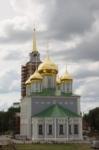 Установка шпиля на колокольню Тульского кремля, Фото: 45