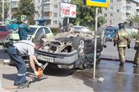 ДТП на перекрестке улиц Ложевой и Калинина, Фото: 1
