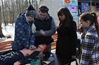 В Туле спасатели провели акцию «Дети без опасности», Фото: 34