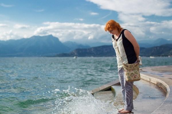 ВЕЛИКОЕ путешествие по Италии- озеро  ГАРДА