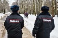 В Комсомольском парке прошёл рейд по выявлению собачников-нарушителей, Фото: 22