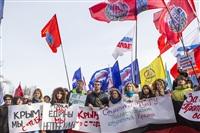 Митинг в Туле в поддержку Крыма, Фото: 32