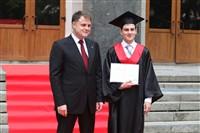 Владимир Груздев поздравил выпускников магистратуры ТулГУ, Фото: 30