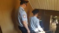 Учения в здании тульского УГИБДД, Фото: 4