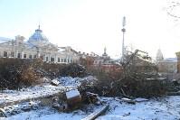 Евгений Авилов провел обход улиц Союзная и Благовещенская, Фото: 52