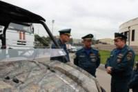 Глава МЧС Владимир Пучков в Туле, Фото: 7