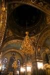 Пасхальное богослужение в Успенском соборе, Фото: 20