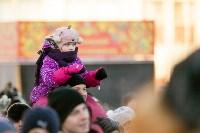 Физкультминутка на площади Ленина. 27.12.2014, Фото: 34