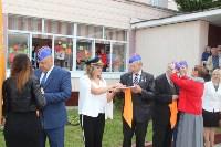1 сентября в тульских школах прошли праздничные линейки , Фото: 11