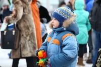 Арт-объекты на площади Ленина, 5.01.2015, Фото: 3