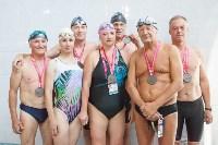 Встреча в Туле с призёрами чемпионата мира по водным видам спорта в категории «Мастерс», Фото: 19