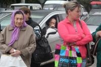 Митинг предпринимателей на ул. Октябрьская, Фото: 11