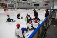 """Детская следж-хоккейная команда """"Тропик"""", Фото: 1"""