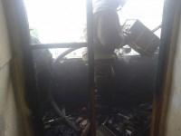 Пожар в Новомосковске, Фото: 5