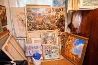 Александр Немцов рассказал об истории картины с Путиным, Богородицей и Николаем II, Фото: 31