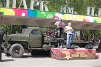 В Туле ветеранов развлекали рок-исполнители, Фото: 32