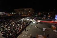 Этафета олимпийского огня. Площадь Ленина, Фото: 63