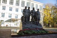 В Туле открыли памятник экипажу танка Т-34, Фото: 45