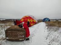 Накануне Рождества над Тулой пролетели аэростаты, Фото: 17