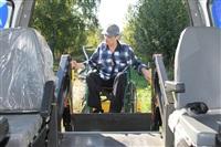 Тульские инвалиды-колясочники выехали на рыбалку, Фото: 1