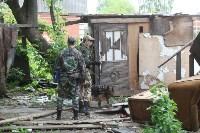 Снос цыганских домов на Косой Горе, Фото: 31