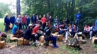 Эколого-трудовой отряд в Ясной Поляне, Фото: 4