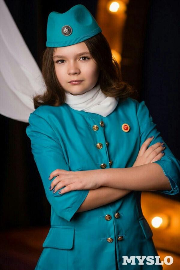Василиса Чукина, 11 лет