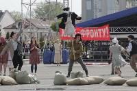 Генеральная репетиция парада Победы в Туле, Фото: 58