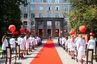 В Туле вручили дипломы выпускникам медицинского института, Фото: 7
