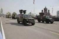 Генеральная репетиция парада Победы в Туле, Фото: 18