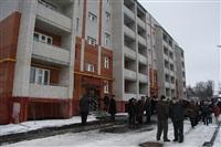 Владимир Груздев в Белевском районе. 17 декабря 2013, Фото: 19