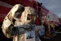 Презентация нового пожарного поезда, Фото: 20
