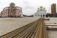 Реконструкция Тульского кремля. Обход 31 марта, Фото: 25