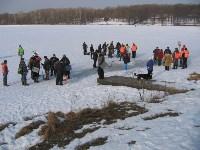 Соревнования по зимней рыбной ловле на Воронке, Фото: 33