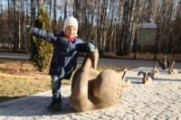 """Открытие скульптуры """"Лебединое озеро"""" в Центральном парке, Фото: 16"""