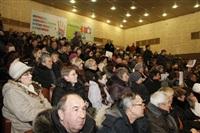 Встреча Губернатора с жителями МО Страховское, Фото: 20
