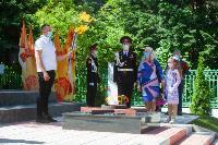 В Советске открыли мемориал, Фото: 33