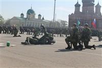 Военный парад в Туле, Фото: 38