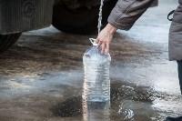 Очереди за водой в Пролетарском округе, Фото: 5
