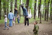 В Центральном парке воссоздали боевой подвиг советских солдат, Фото: 49