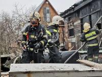 Пожар в Михалково, Фото: 26