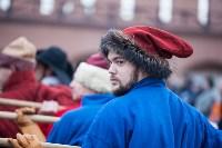 Средневековые маневры в Тульском кремле. 24 октября 2015, Фото: 51